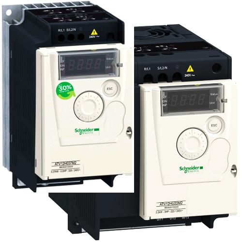 Przemienniki częstotliwości Altivar Machine ATV12 Schneider Electric