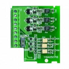 Karta rozszerzeń 3 wejść i 3 wyjść cyfrowych Delta Electronics EME-D33A