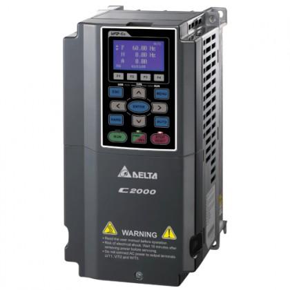 Falownik Delta Electronics 0,75 kW VFD007C23A